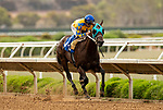 JULY 17, 2021: Smash Ticket with Umberto Rispoli breaks her maiden at Del Mar Fairgrounds in Del Mar, California on July 17, 2021. Evers/Eclipse Sportswire/CSM