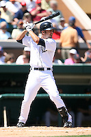 March 21st 2008:  Ryan Raburn of the Detroit Tigers during Spring Training at Joker Marchant Stadium in Lakeland, FL.  Photo by:  Mike Janes/Four Seam Images