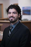 Ismail Chettfour of Aldrich Advisors staff in Anchorage, Alaska.