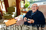 Michael O'Connor who celebrated his 107th birthday at his home in Killarney.