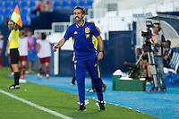 Spain's Jorge Vilda during the match of  European Women's Championship 2017 at Leganes, between Spain and Finland. September 20, 2016. (ALTERPHOTOS/Rodrigo Jimenez) NORTEPHOTO