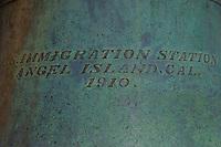 Angel Island State Park, San Francisco Bay, California, US