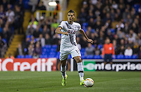Erik Lamela of Tottenham Hotspur in action during the UEFA Europa League match between Tottenham Hotspur and Qarabag FK at White Hart Lane, London, England on 17 September 2015. Photo by Andy Rowland.