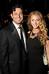 John Papadopoulos and Rebecca Hobart at the Ole! A Night in Old Mexico Gala at the Museum of Natural Science Saturday March 05,2016.(Dave Rossman Photo)