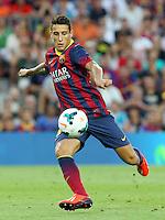 TELLO ( FC Barcelone )<br /> Football Calcio 2013/2014 <br /> Spagna La Liga<br /> Foto Panoramic / Insidefoto