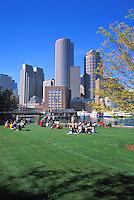 elementary school students field trip lunch Boston Massachusetts