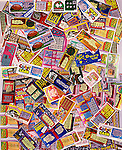 Lottery Tickets collage