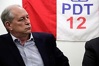 MANAUS (AM), 28/11/2019 - CIRO GOMES-MANAUS. Ciro Gomes do PDT em palestra no no auditório Eulalio Chaves, Universidade Federal do Amazonas (UFAM), na noite desta quinta-feira (28).<br /> Foto: Sandro Pereira/Codigo19