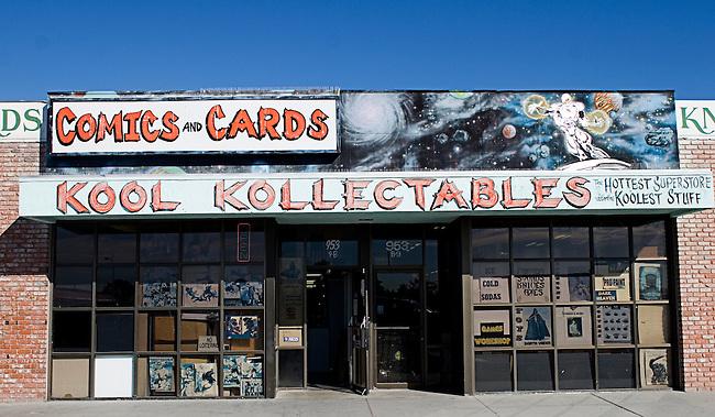 Kool Kollections, Las Vegas, Nevada
