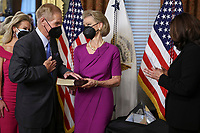 Vice President Harris Swears In Bill Nelson As NASA Administrator