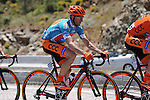 New race leader Davide Rebellin (ITA) CCC Sprandi Polkowice in action during Stage 4 of the 2015 Presidential Tour of Turkey running 132km from Fethiye to Marmaris. 29th April 2015.<br /> Photo: Tour of Turkey/Mario Stiehl/www.newsfile.ie