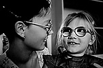 The blind children is a long term documentary with blind children from a school in Riga. In 2002 I had a problem with my sight due to the high cholesterol and i experimented a lack of vision. I went to a schol of blind children to know how they learn to survive in the life. In the last years I knew a few of them interested in photography.