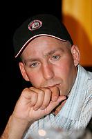 Eric Lucas, Boxer<br /> Photo : Pierre Roussel / Images Distribution