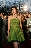 Montreal (Qc) CANADA - April 27, 2008 - <br /> <br /> <br /> Genevieve Brouillette