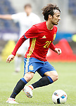 Spain's David Jimenez Silva during friendly match. June 1,2016.(ALTERPHOTOS/Acero)