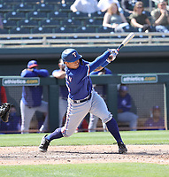 Cody Freeman - Texas Rangers 2021 spring training (Bill Mitchell)