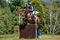 GBR-Rosalind Canter rides Lordships Graffalo during the Cross Country for the CCI-L 4*. Interim-3rd. 2021 GBR-Bicton International Horse Trials. Devon. Great Britain. Saturday 12 June. Copyright Photo: Libby Law Photography