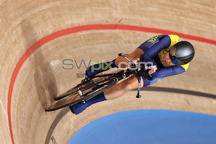 Picture by Alex Whitehead/SWpix.com - Tokyo Paralympics 2020 - 25/08/2021 - Track Cycling - Izu Velodrome, Izu, Japan<br /> -