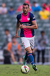 Fernando Recio Comi of Kitchee in action during the HKFA Premier League between South China Athletic Association vs Kitchee at the Hong Kong Stadium on 23 November 2014 in Hong Kong, China. Photo by Aitor Alcalde / Power Sport Images