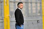 Ingolstadts Trainer Thomas Oral  beim Spiel in der 3. Liga, SV Waldhof Mannheim - FC Ingolstadt.<br /> <br /> Foto © PIX-Sportfotos *** Foto ist honorarpflichtig! *** Auf Anfrage in hoeherer Qualitaet/Aufloesung. Belegexemplar erbeten. Veroeffentlichung ausschliesslich fuer journalistisch-publizistische Zwecke. For editorial use only. DFL regulations prohibit any use of photographs as image sequences and/or quasi-video.