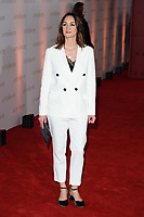 """Cara Horgan<br /> arriving for the premiere of """"The Aftermath"""" at the Picturehouse Central, London<br /> <br /> ©Ash Knotek  D3479  18/02/2019"""