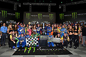 Monster Energy NASCAR Cup Series<br /> Monster Energy NASCAR All-Star Race<br /> Charlotte Motor Speedway, Concord, NC USA<br /> Saturday 20 May 2017<br /> Kyle Busch, Joe Gibbs Racing, M&M's Caramel Toyota Camry wins.<br /> World Copyright: Rusty Jarrett<br /> LAT Images<br /> ref: Digital Image 17CLT1rj_4306