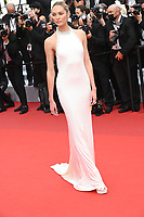 CANNES, FRANCE. July 7, 2021: Candice Swanepoel at the Everything Went Fine Premiere at the 74th Festival de Cannes.<br /> Picture: Paul Smith / Featureflash