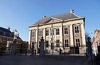 Nederland Den Haag - 2020. Het Mauristhuis. Foto Berlinda van Dam / Hollandse Hoogte