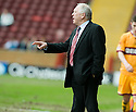 03/04/2010   Copyright  Pic : James Stewart.sct_jspa19_motherwell_v_falkirk  .::  MOTHERWELL MANAGER CRAIG BROWN ::  .James Stewart Photography 19 Carronlea Drive, Falkirk. FK2 8DN      Vat Reg No. 607 6932 25.Telephone      : +44 (0)1324 570291 .Mobile              : +44 (0)7721 416997.E-mail  :  jim@jspa.co.uk.If you require further information then contact Jim Stewart on any of the numbers above.........