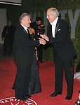Robert DeNiro & Chevy Chase at The 2009 Vanity Fair Oscar Party held at The Sunset Tower Hotel in West Hollywood, California on February 22,2009                                                                                      Copyright 2009 RockinExposures / NYDN