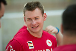 Blair Nesbitt, Rio 2016 - Goalball.<br /> The Canadian Paralympic Goalball Team for Rio 2016 was announced to the media at Variety Village in Toronto // L'équipe canadienne de goalball paralympique pour Rio 2016 a été annoncée aux médias au Variety Village de Toronto. 26/08/2016.