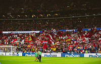 2nd October 2021; Estadio Wanda Metropolitano, Madrid, Spain; Men's La Liga, Atletico de Madrid versus Futbol Club Barcelona; Wanda Metropolitano full with fans again after two years
