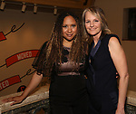 "Tracie Toms and Helen Hunt attends the Opening Night performance afterparty for ENCORES! Off-Center production of ""Working - A Musical""  at New York City Center on June 26, 2019 in New York City."
