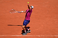 30th May 2021; Roland Garros, Paris, France; French Open Tennis championships, day 1;  Dominic Thiem Aut