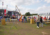 16-09-12, Netherlands, Amsterdam, Tennis, Daviscup Netherlands-Suisse,