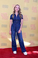 "LOS ANGELES - JUN 30:  Holly J. Barrett at the ""Good Boys"" Play Opening Arrivals at the Pasadena Playhouse on June 30, 2019 in Pasadena, CA"