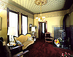 The Palmer House back parlor<br />Portland, OR