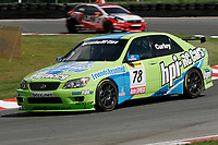 Round 3 of the 2004 British Touring Car Championship. #78. Ian Curley (GBR). HPI Racing with Friends Reunited. Lexus IS200.