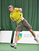 19-01-13, Tennis, Rotterdam, Wildcard for qualification ABNAMROWTT,  Bjorn Klaassen