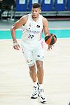 Real Madrid Baloncesto's Edy Tavares during Liga Endesa ACB 1st Final match. June 13,2021. (ALTERPHOTOS/Acero)