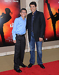 Ralph Macchio & son at the Columbia pictures L.A. Premiere of The Karate Kid held at The Mann Village Theatre in Westwood, California on June 07,2010                                                                               © 2010 Debbie VanStory / Hollywood Press Agency