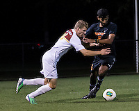 The Winthrop University Eagles lose 2-1 in a Big South contest against the Campbell University Camels.  Max Hasenstab (18), Chirag Shah (6)