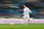 Isco Alarcon of Real Madrid in action during the La Liga 2017-18 match between Real Madrid and Villarreal CF at Santiago Bernabeu Stadium on January 13 2018 in Madrid, Spain. Photo by Diego Gonzalez / Power Sport Images