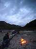 Camping,camping in Wales,camping by the river,campfire,river Ystwyth,Ceredigion,West Wales