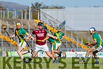 Brandon Barrett, Causeway during the Kerry County Senior Hurling Championship Final match between Kilmoyley and Causeway at Austin Stack Park in Tralee