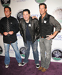 Bob Guiney,Greg Grunberg & James Denton at The 2009 Breeders' Cup Winners Circle Celebration held at ESPN Zone at L.A. Live in Los Angeles, California on November 05,2009                                                                   Copyright 2009 DVS / RockinExposures