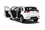 Car images of 2017 KIA Niro Sense 5 Door SUV Doors