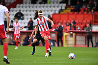 Ross Marshall of Stevenage F.C. during Stevenage vs Salford City, Sky Bet EFL League 2 Football at the Lamex Stadium on 3rd October 2020