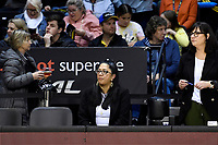Coach Gail Parata before the ANZ Premiership Netball - Pulse v Magic at TSB Bank Arena, Wellington, New Zealand on Sunday 30 May 2021.<br /> Photo by Masanori Udagawa. <br /> www.photowellington.photoshelter.com