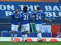 2021 English FA Cup Football Everton v Rotherham Jan 9th